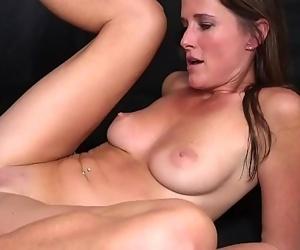 MILF TripAthletic brunette MILF fucked by fat cockPart 2..
