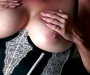 Mystic DD plays with her wet pussy. Plays out requests..