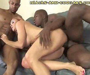 Cum On That Black Cock - 3 min