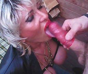 Piss Busty Blonde Mom Whore Pee And Suck A Dick - 2 min