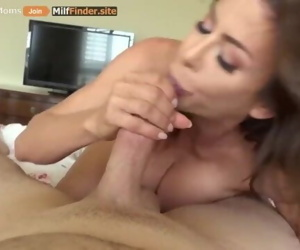 MILF FAWX USES STEPSON TO FULFILL HER SEX FANTASIES