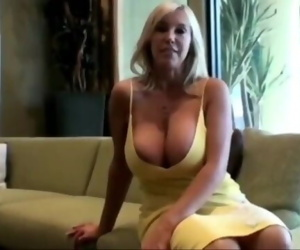 Horny and naughty mature wife cheating on husband with his..