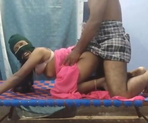 Newly Married indian Couple doing beautiful sex wife..