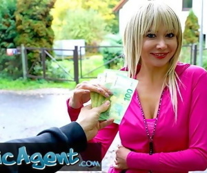 Public Agent Polina Max gets lost and fucked by good..