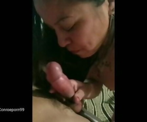 Amateur video with Sofia a 45 year old mom from Tinder in..