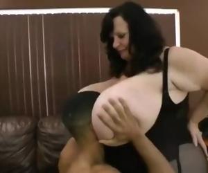 Suzie Q Huge Boobs Sucked
