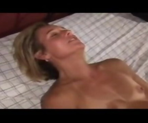 Wife has many Orgasms with Lover; Hubby Films; other Wife..