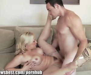 MommyBB MILF Sarah Vandella Chasing her Stepson for Sex