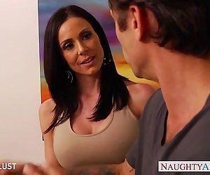 Hot Kendra Lust gets big tits fuckedHD