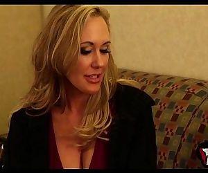 Brandi Love screams as she gets her tight cunt nailed hard - MilfMom.com - 3 min