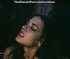 Michelle Bauer, Anna Ventura, Victoria Knoll in vintage fuck scene