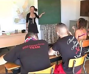 School of sex for unleashed and dirty students