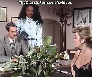 Alicia Monet, Angel Kelly, Barbara Dare in classic fuck clip