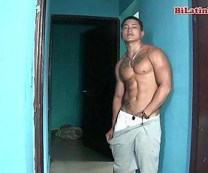 Hot latino men with big uncut vergas and nice tight culos