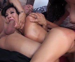 Asa Akira And Dana Get Fucked - 6 min