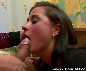 Casual Teen SexPussy says YES to casual fuckHD