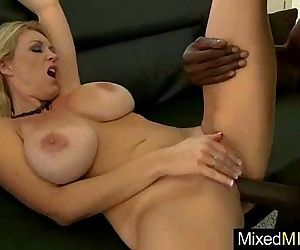 Mature Milf Love Sex With Mamba Black Huge Cock Stud mov-08