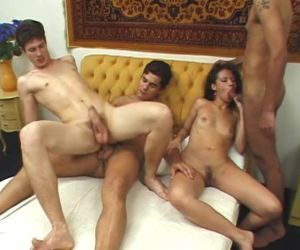 Bi Group Sex Club 5 - Scene 3