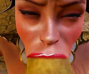 Bride Of The Goblin Japanese 3D Hentai