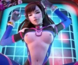 Crazy - An Overwatch HMV ft. D.Va