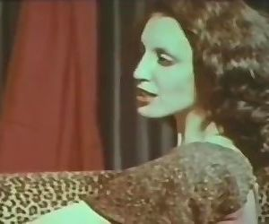 Terri Hall 1974 Interracial Classic Porn Loop White Woman Black Man