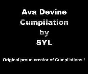 Ava Devine Cumpilation