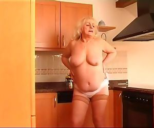 Secrets of Horny Mature 6 - Scene 3