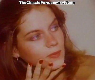 Kathy Harcourt, Don Fernando, Jesse Adams in vintage sex video