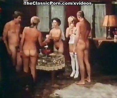 Andrea Werdien, Melitta Berger, Hans-Peter Kremser in vintage sex video
