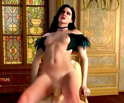 Super Sexy Body Cartoon Anal 3d porn game