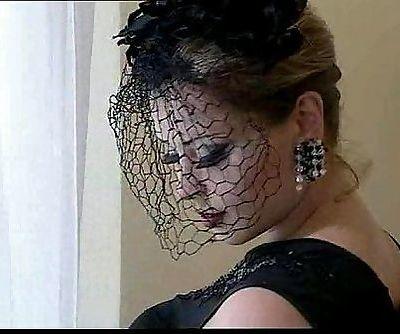 Gorgeous Krystal De Boor retro anal sex in black stockingswww.porntube.online