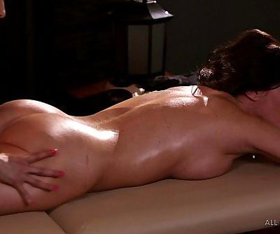 My body needs a massage soo badly!Celeste Star, Angela SommersHD