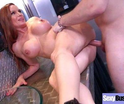 Hard Style Sex Tape With Big Jugss Hot Mommy video-09