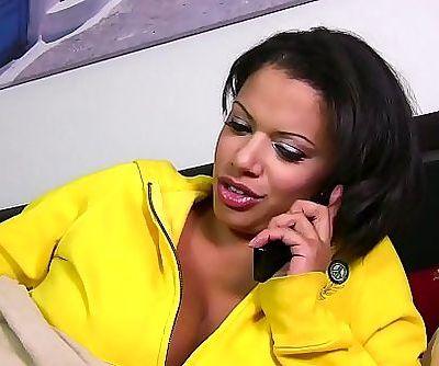 Big tits woman loves black dick! 35 min HD+