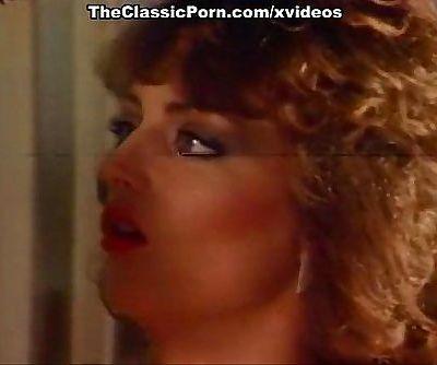 Cris Cassidy, Mimi Morgan, David Morris in classic xxx movie