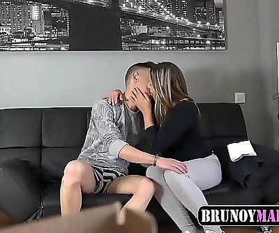the mother of my friend from the university 22 min HD