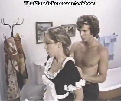 Kay Parker, Abigail Clayton, Paul Thomas in classic porn clip