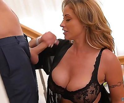 Busty Milf Eva Notty gets the Soul Fucked out of her. 23 min HD+