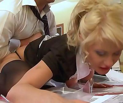 A student maid gets fucked by her teacher 19 min HD