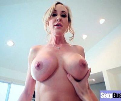 Sexy Big Tits Mommy Enjoy Hardcore Sex Action On Tape mov-09