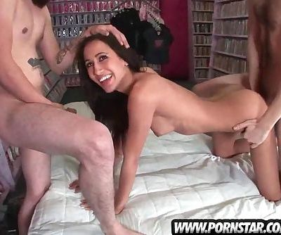 The Sultry Amia Moretti Gets Playfully Naughty