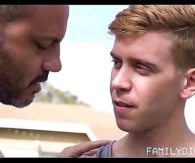 Step Father And Step Son Fucking Outdoors During Yard Work 8 min 720p