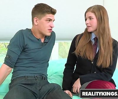 RealityKings - Pure 18 - Bruce Venture Lara Brookes - Lovely