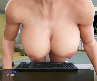MILFY CITY #8 - UNCUT ADULT VIDEO GAME
