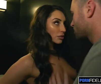 PORNFIDELITY - James Deen Has StepMommy Issues With Christiana Cinn