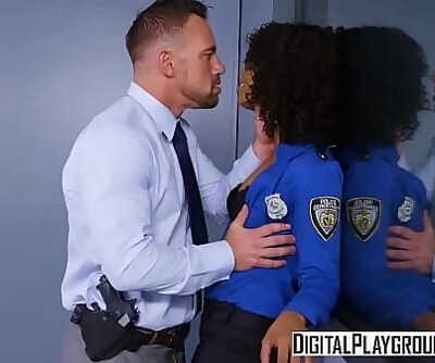 DigitalPlaygroundBoss Bitches Episode 1 (Misty Stone, Johnny Castle) 8 min 720p