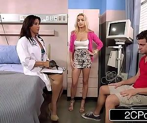 Stepmom Devon Brings Her Stepson to Doctor Lezley Zen For a Special TreatmentHD