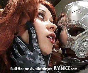 Assvengers Porn ParodyEpisode II: Backdoor Without Backup!HD