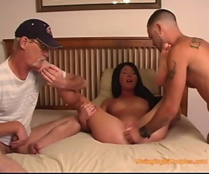 Dad watches Daughter Impregnated by her Brother 10 min 720p