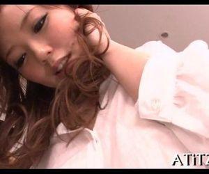 Breasty japanese moist masturbation - 5 min